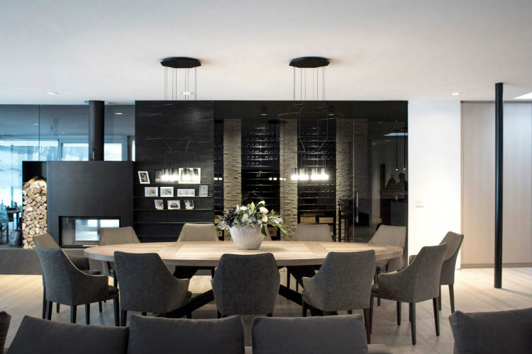 COCC and Coherent AG - Penthouse interior design COCC and Coherent AG: The Swiss Interior Design At Its Best COCC and Coherent AG Penthouse