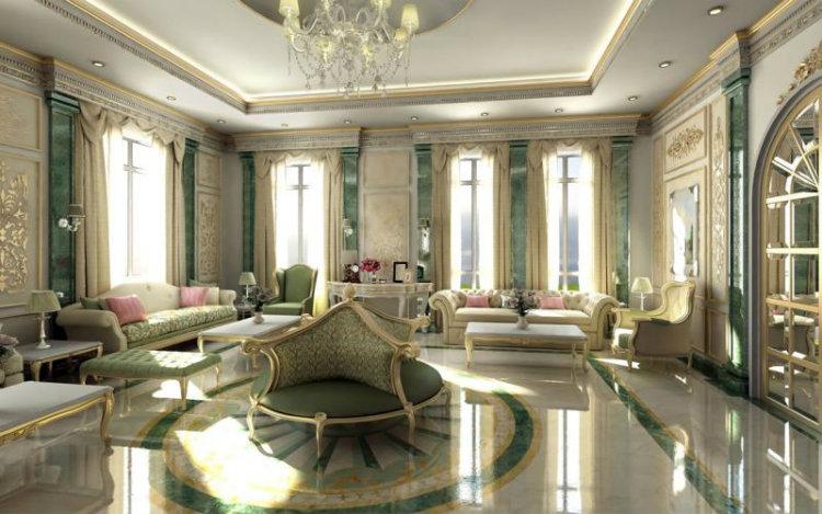 Casa Bella - Classic Project casa bella Casa Bella: Intellectual and Elegant Design Casa Bella Classic Project 1