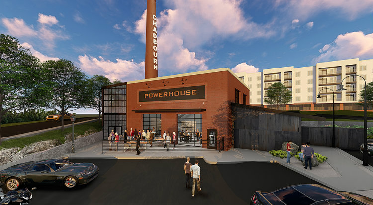 Cline Design - Chadbourn Mill, Mixed Use cline design Cline Design: Sustainable Design For All Cline Design Chadbourn Mill Mixed Use
