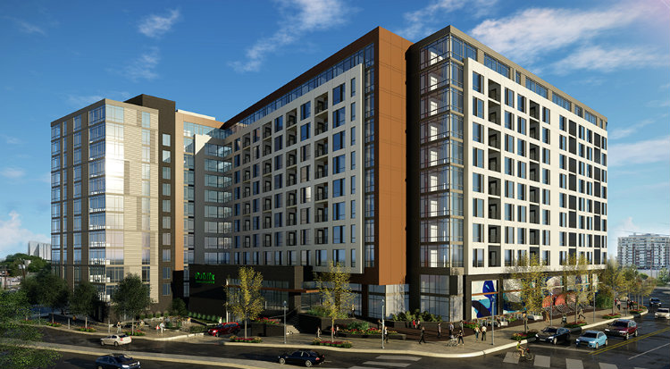 Cline Design - Peace, Mixed Use cline design Cline Design: Sustainable Design For All Cline Design Peace Mixed Use