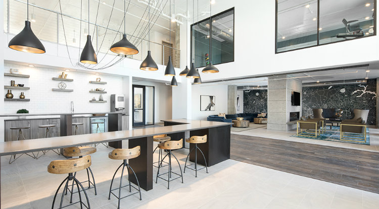 Cline Design - Republic, Flats cline design Cline Design: Sustainable Design For All Cline Design Republic Flats
