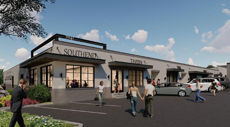 Cline Design - The Pavillion, Shopping Centre cline design Cline Design: Sustainable Design For All Cline Design The Pavillion Shopping Centre