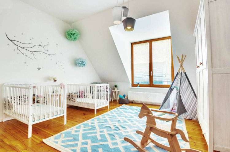 K+K Design - Kids Play - Apartment k+k design K+K Design: Timeless Design from Berlin K K Design Kids Play Apartment