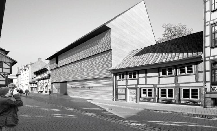 fischer FISCHER & PARTNERS: Lighting Space Solutions New Building Art House G  ttingen