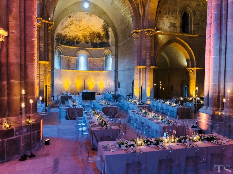 interior designers from spain Top Interior Designers from Spain – Mediterranean Richness A Wedding In An Abbey 1 1
