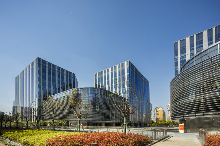 Aedas - Ali Center aedas Aedas: Leading Design Architecture Aedas Ali Center
