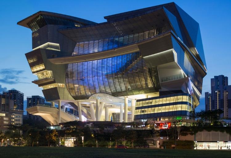 singapore interior designers Singapore Interior Designers – The Best of Aedas1 1