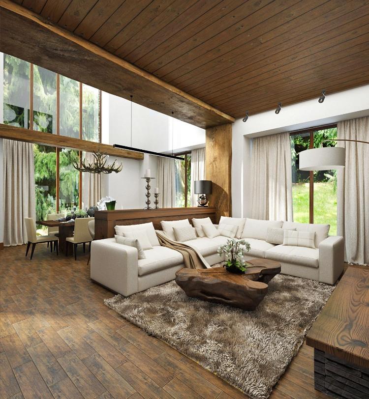 interior designers russia Top Interior Designers Russia Alpine chalet 1