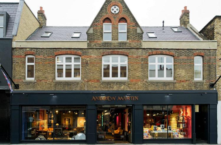 Top 5 Interior Designers London - Andrew Martin interior designers london Top 5 Interior Designers London Andrew Martin
