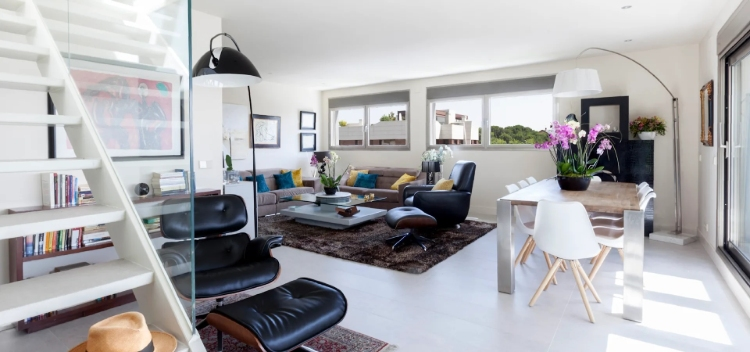 interior designers from spain Top Interior Designers from Spain – Mediterranean Richness Apartamento en Gran V  a 1