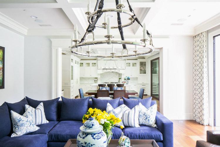 Barclay Butera - Arden Residence barclay butera Barclay Butera: Coastal-Chic Interior Design Barclay Butera Arden Residence