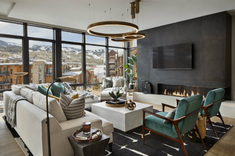 Barclay Butera - One Snowmass barclay butera Barclay Butera: Coastal-Chic Interior Design Barclay Butera One Snowmass