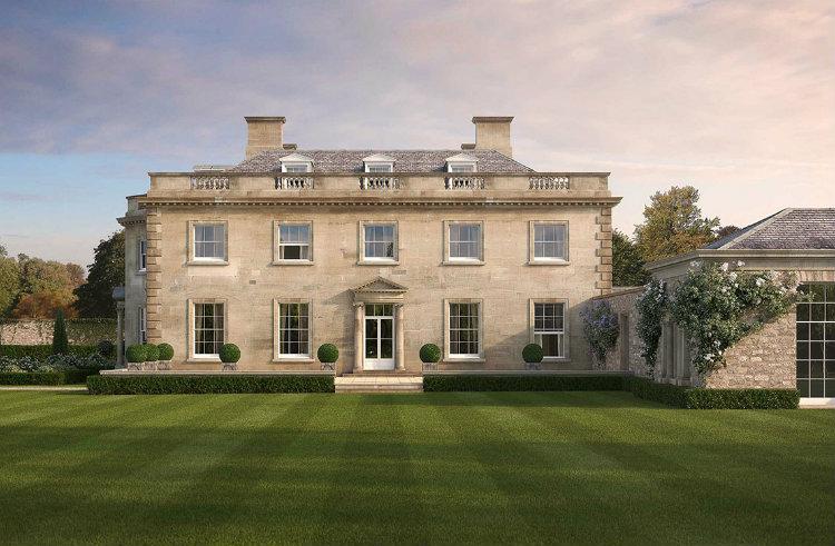 Top 5 Interior Designers London - Ben Pentreath interior designers london Top 5 Interior Designers London Ben Pentreath House in Wiltshire