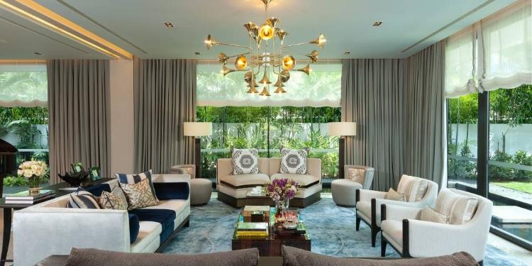 singapore interior designers Singapore Interior Designers – The Best of Cameron Woo 1