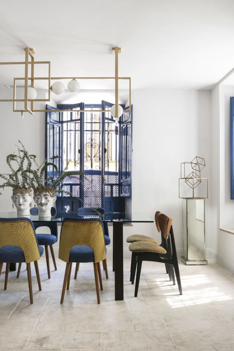 Top Interior Designers From Spain Mediterranean Richness