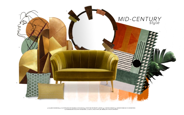 Mid-Century Style mid-century style Mid-Century Style: The Merge of the Past with the Nostalgic Future mid century 1 1