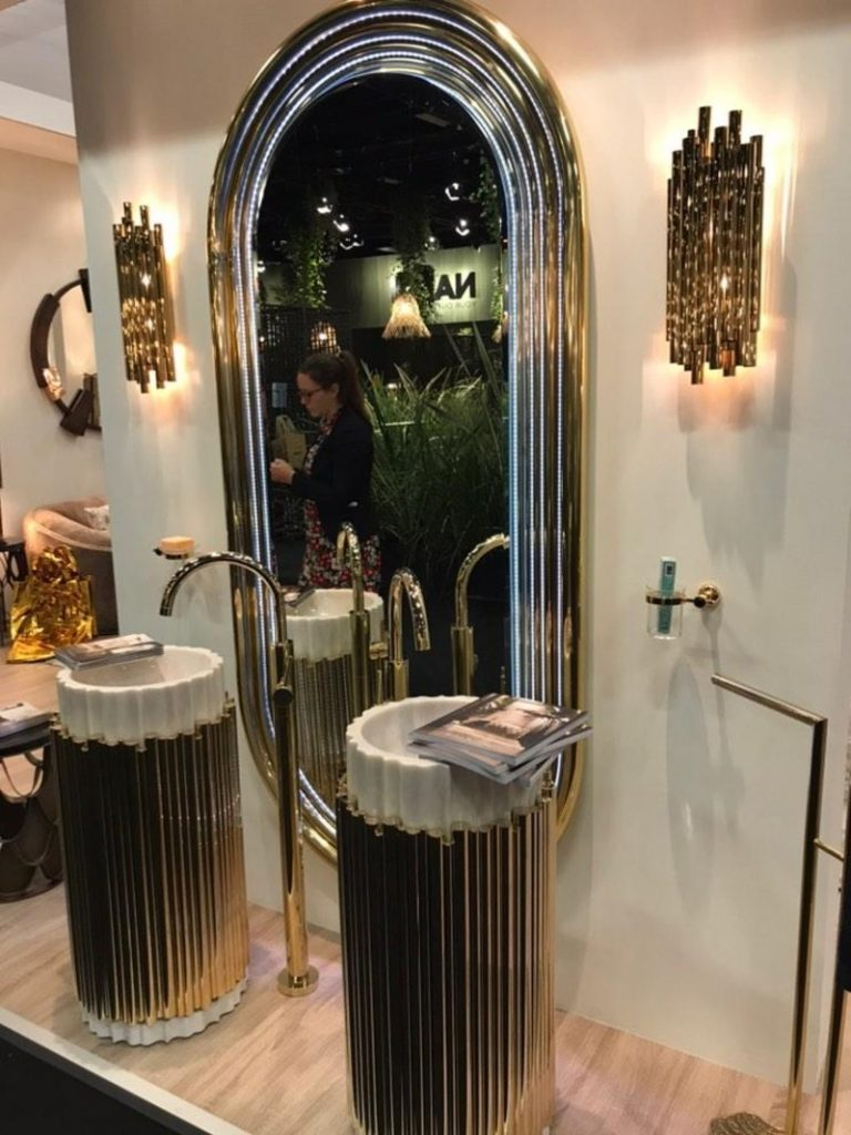 design events A Recap of January's Design Events: imm Cologne and Maison et Objet A Recap of Januarys Design Events imm Cologne and Maison et Objet 1 1 768x1024
