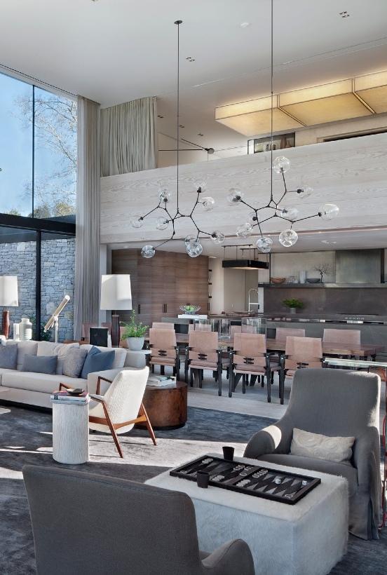 meyer davis Meyer Davis: Residential Projects – Space, Form and Texture Meyer Davis  Residential Projects Space Form and Texture