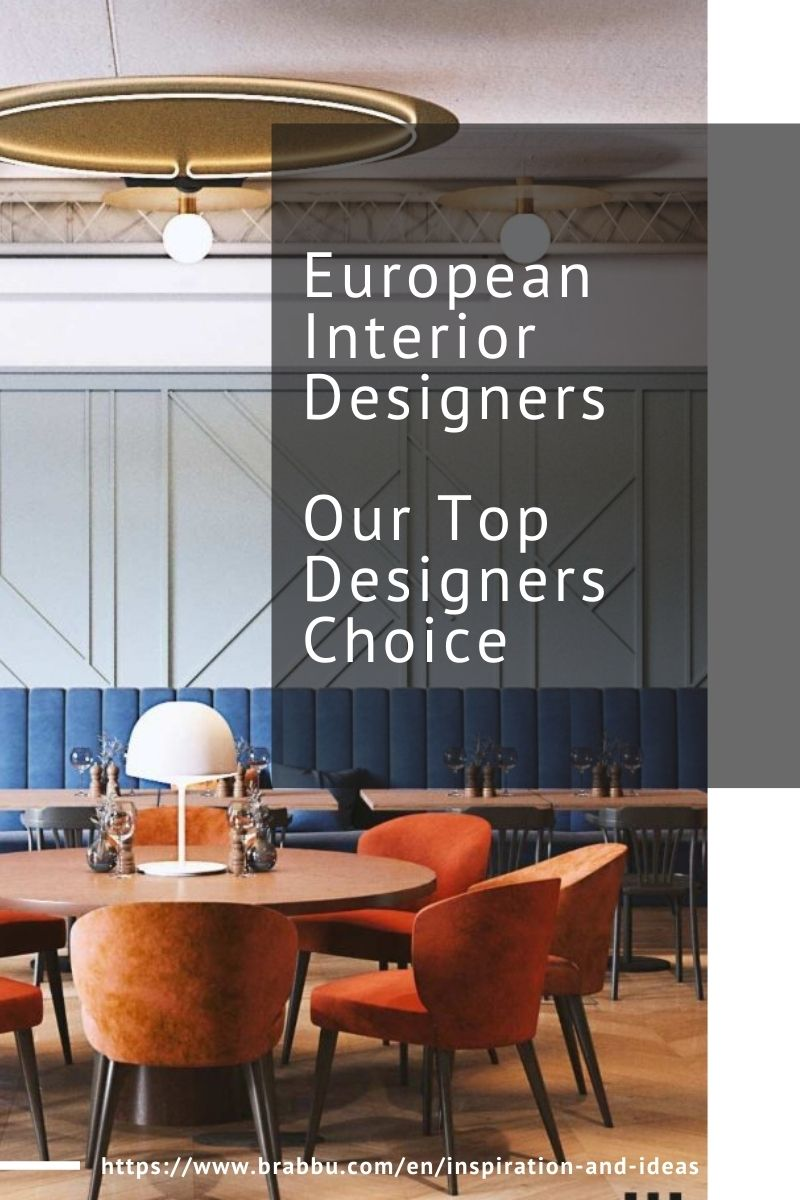 european interior designers European Interior Designers – Our Top Designers Choice European Interior Designers Our Top Designers Choice 1 1