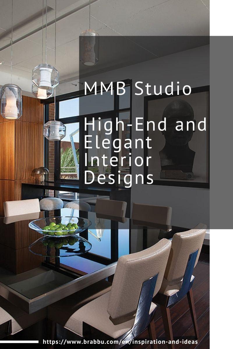 MMB Studio, High-End and Elegant Interior Designs mmb studio MMB Studio, High-End and Elegant Interior Designs MMB Studio High End and Elegant Interior Designs 1