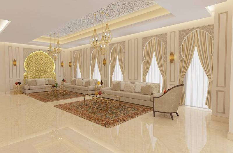 Projects Inspiration from Kuwait projects inspiration Projects Inspiration from Our Top 20 Interior Designers in Kuwait 10 Projects Inspiration from Kuwait