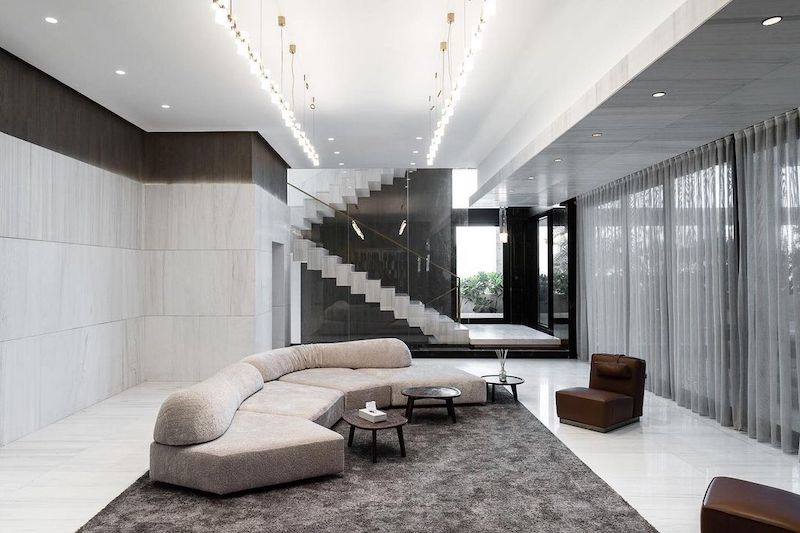 Projects Inspiration from Kuwait projects inspiration Projects Inspiration from Our Top 20 Interior Designers in Kuwait 12 Projects Inspiration from Kuwait