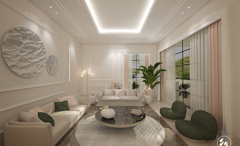Projects Inspiration from Kuwait projects inspiration Projects Inspiration from Our Top 20 Interior Designers in Kuwait 7 Projects Inspiration from Kuwait
