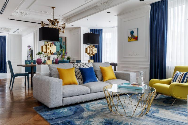 interior designers Top 20 Interior Designers from Moscow to Admire in 2021 Oksana Salberg