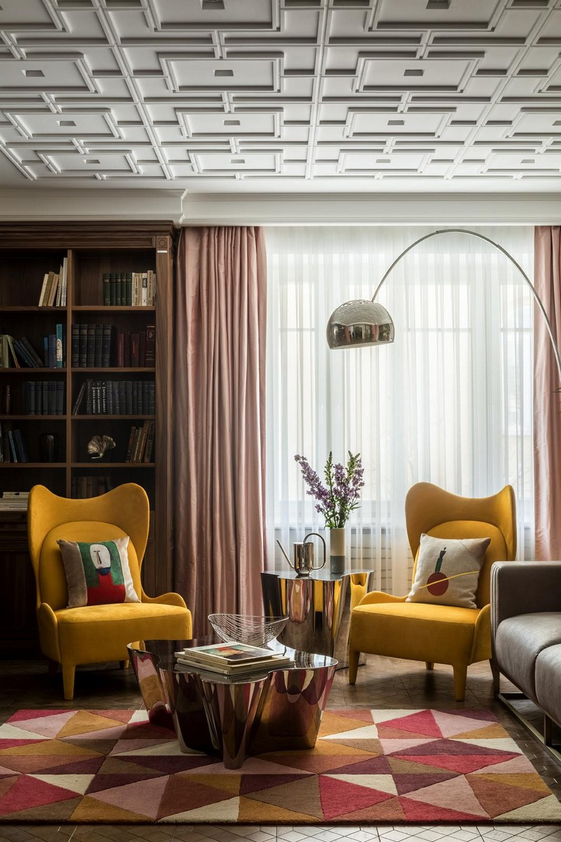 interior designers Top 20 Interior Designers from Moscow to Admire in 2021 Step Inside Borosa Groups Latest Residential Project And Steal The Look 5