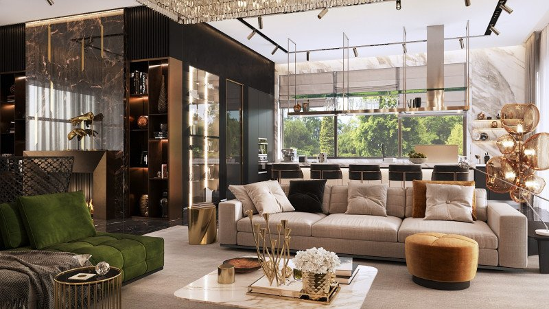 interior designers Top 20 Interior Designers from Moscow to Admire in 2021 razdory houses