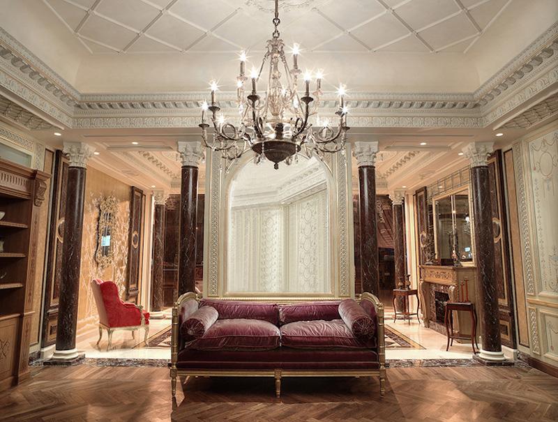 showrooms in riyadh Take Inspiration from Interior Design Showrooms in Riyadh Idar