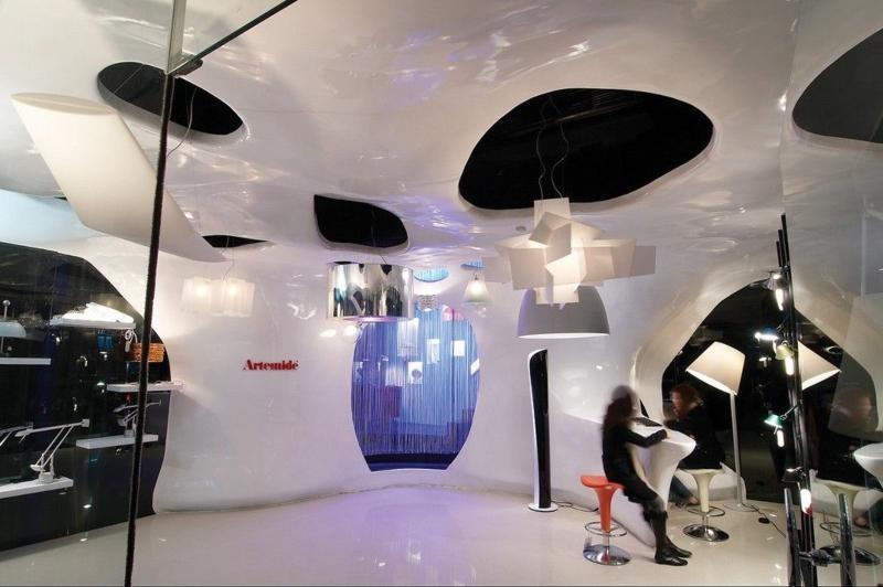 The Most Exclusive Taipei Showrooms taipei showrooms The Most Exclusive Taipei Showrooms The Most Exclusive Taipei Showrooms ARTEMIDE 1