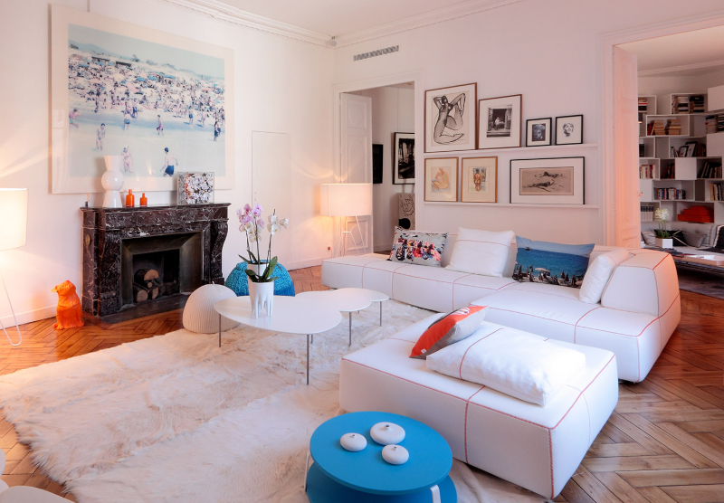 Fascinating Design Projects from Toulouse fascinating design projects from toulouse Fascinating Design Projects from Toulouse Hotel Particulier Sophie Malric best Best Interior Design Projects in Toulouse Hotel Particulier Sophie Malric