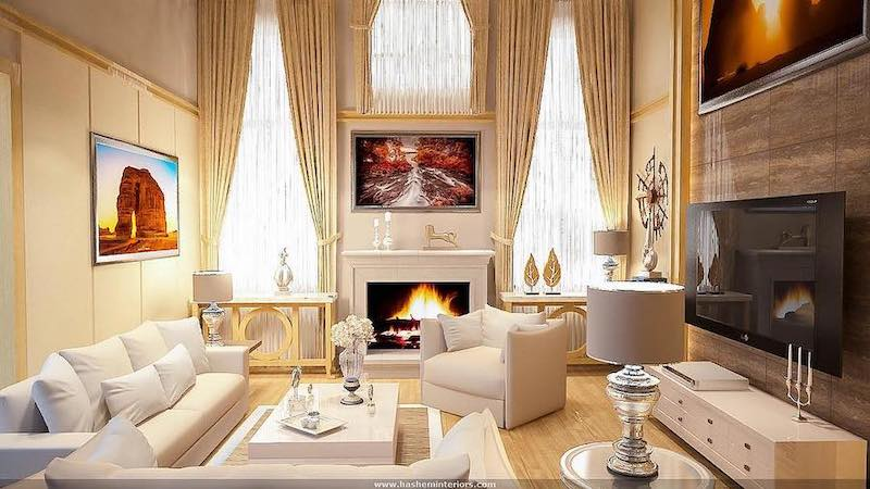 Jeddah: Our Top 20 Most Incredible Interior Designers In The City jeddah Jeddah: Our Top 20 Most Incredible Interior Designers In The City Jeddah Hashem Interiors 1