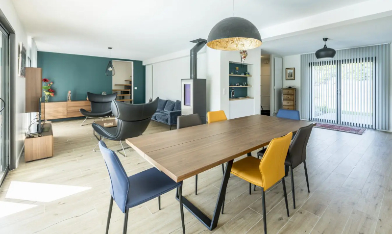 Fascinating Design Projects from Toulouse fascinating design projects from toulouse Fascinating Design Projects from Toulouse RENOVATION OF A VILLA by Beaux Int rieurs best Best Interior Design Projects in Toulouse RENOVATION OF A VILLA by Beaux Int C3 A9rieurs