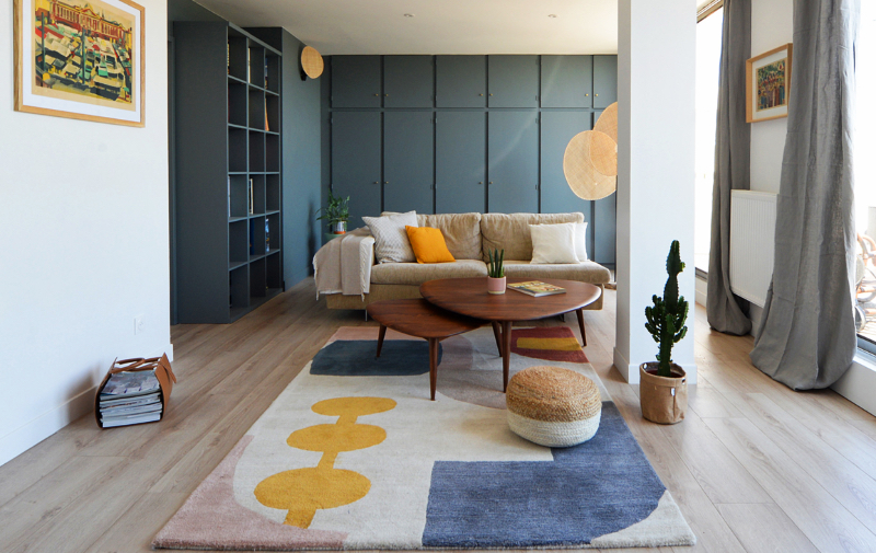 Fascinating Design Projects from Toulouse fascinating design projects from toulouse Fascinating Design Projects from Toulouse Renovation of a 70s apartment best Best Interior Design Projects in Toulouse Renovation of a 70s apartment