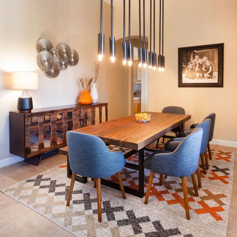 20 Inspiring Interior Designers to follow in Phoenix 20 inspiring interior designers to follow in phoenix 20 Inspiring Interior Designers to follow in Phoenix Rustic Retro Dining Room