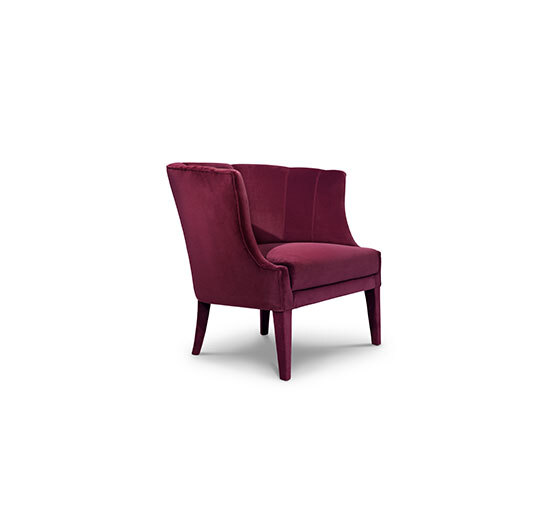 projects Projects That Astonish: Melbourne Interior Designs To Admire begonia armchair 2 HR