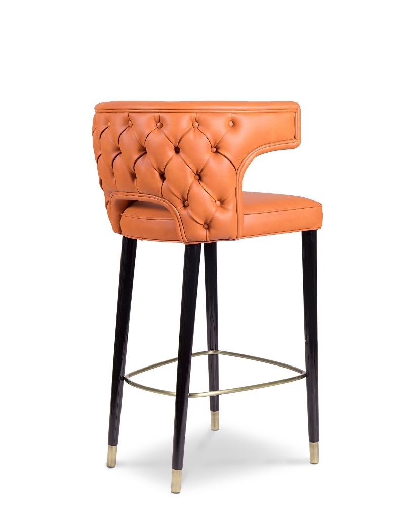 Charming Ideas From Tokyo Interior Designers tokyo interior designers Charming Ideas From Tokyo Interior Designers kansas bar chair 4 1