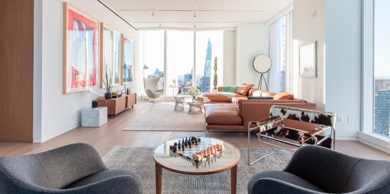 10 High-End Design Projects by Foster and Partners foster and partners 10 Amazing Design Projects by Foster and Partners 100 East 53rd Street 2