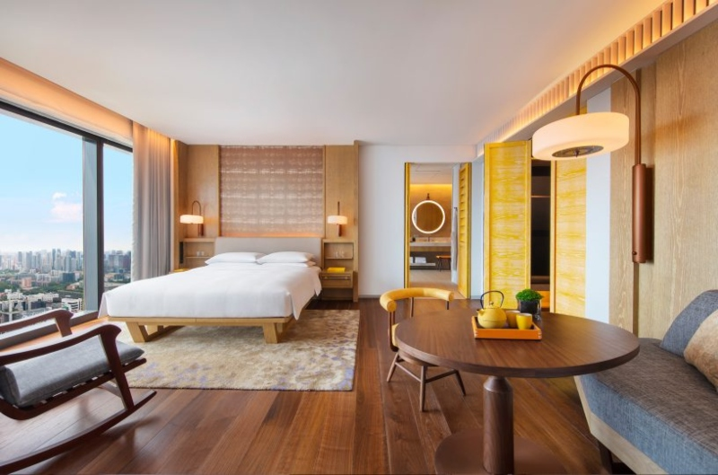 Andre Fu Studio andre fu studio Andre Fu Studio will inspire you with these amazing projects Andaz singapore Andre Fu Studio