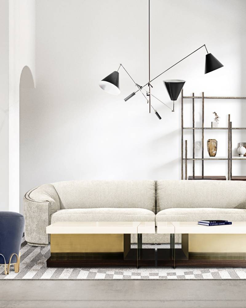 10 High-End Design Projects by Foster and Partners foster and partners 10 Amazing Design Projects by Foster and Partners BB wallesII sofa lallan center