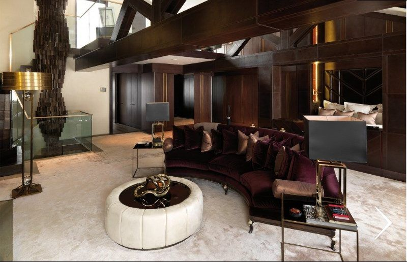 Interior Designers From London interior designers from london 5 Interior Designers From London With Dreamy Projects Candy London London Townhouse
