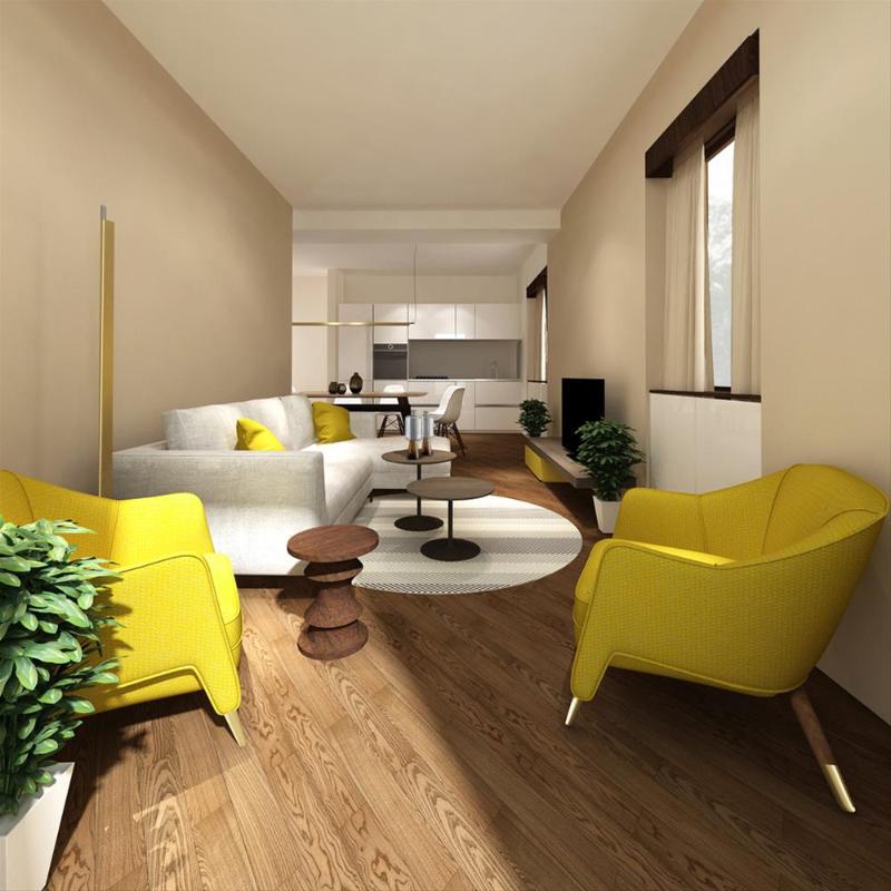 10 Singular Interior Design Projects by Milan Designers milan designers Singular Interior Design Projects by Milan Designers Citylife appartamento con zona