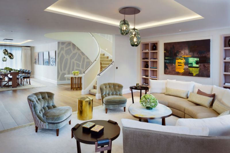 Interior Designers From London interior designers from london 5 Interior Designers From London With Dreamy Projects David Collins The Buckingham
