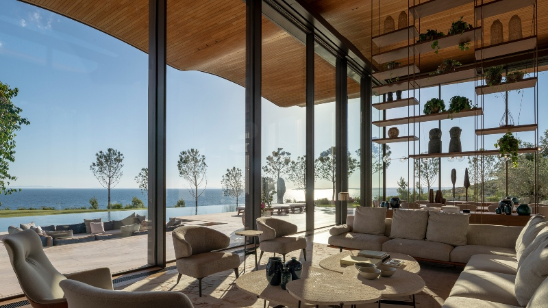10 High-End Design Projects by Foster and Partners foster and partners 10 Amazing Design Projects by Foster and Partners Dolunay Villa 1