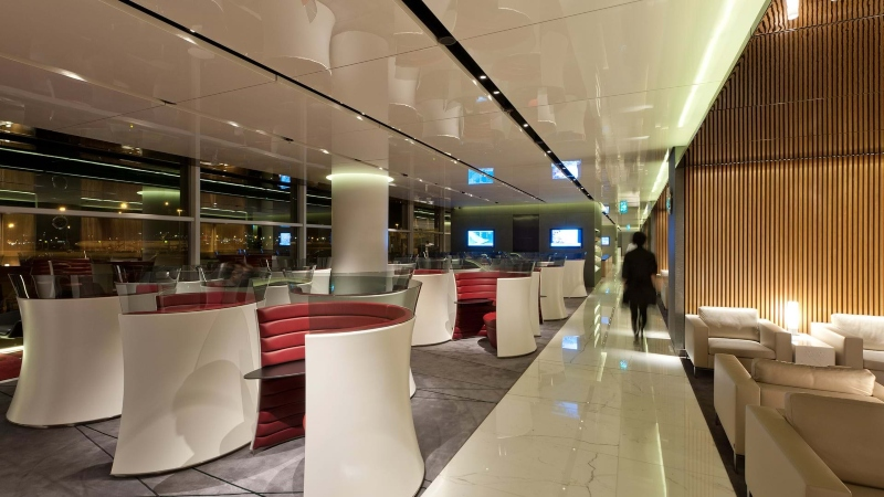 foster and partners 10 Amazing Design Projects by Foster and Partners Foster and Partners Lounge
