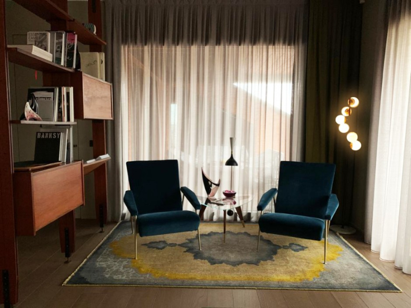 10 Singular Interior Design Projects by Milan Designers milan designers Singular Interior Design Projects by Milan Designers Grey Apt