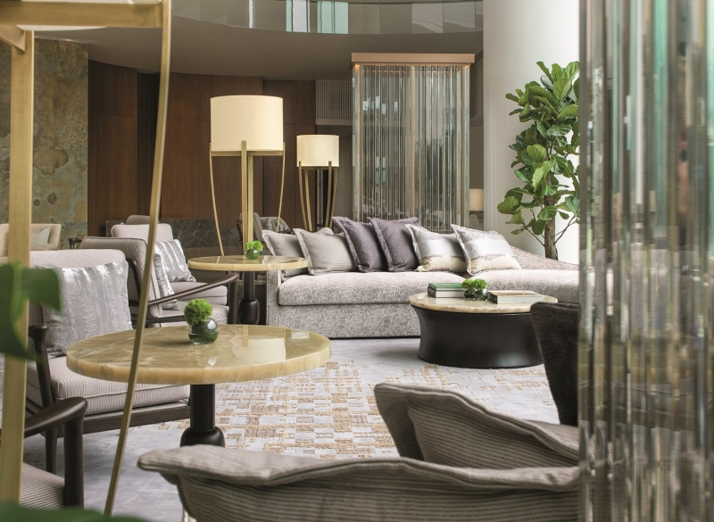 Andre Fu Studio andre fu studio Andre Fu Studio will inspire you with these amazing projects Kerry Hotel Andre Fu