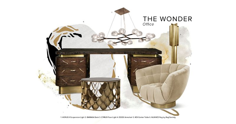 The Wonder Office: A Modern Sophisticated Way to Work from Home the wonder office The Wonder Office: A Modern Sophisticated Way to Work from Home The Wonder Office A Modern Sophisticated Way to Work from Home 2